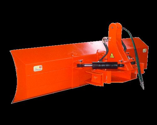 Bulldozer angledozer