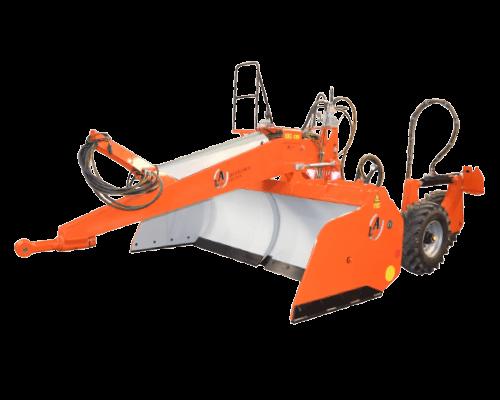Laser-schwanenhals-paniermaschine 4000CC-4500CC-5000CC-6000CC