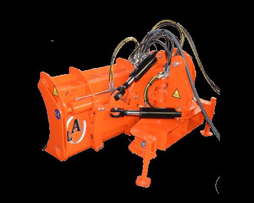 Bulldozer extensible angledozer y tildozer